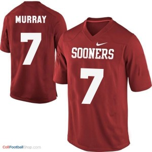 DeMarco Murray OU Sooner #7 Youth - Crimson Red Jersey
