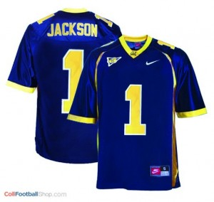 DeSean Jackson California Golden Bears #1 - Blue Jersey
