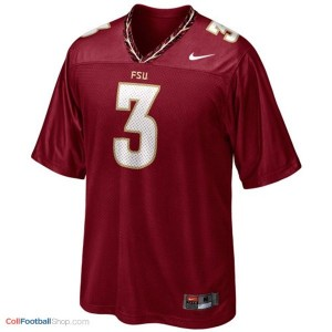 EJ Manuel UF Gators #3 Youth - Red Jersey