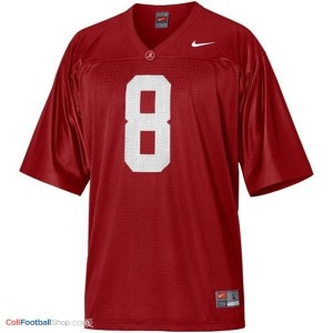 Julio Jones UA Crimson Tide #8 Youth - Crimson Red Jersey