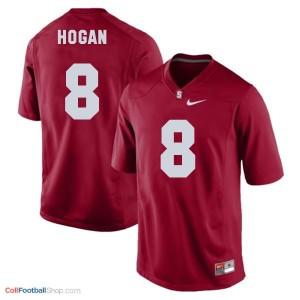 Kevin Hogan SU Cardinal #8 Youth - Red Jersey