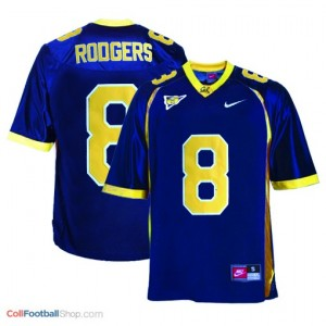 Aaron Rodgers California Golden Bears #8 Youth - Blue Jersey
