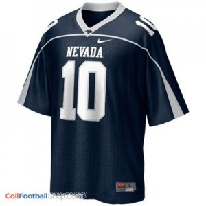 Colin Kaepernick Nevada Wolf Pack #10 Youth - Blue Jersey