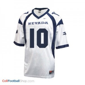 Colin Kaepernick Nevada Wolf Pack #10 Youth - White Jersey