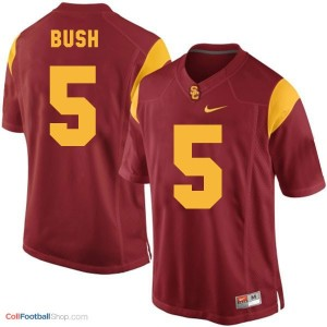 Reggie Bush USC Trojans #5 Youth - Red Jersey