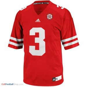 Taylor Martinez UN Cornhuskers #3 - Red Jersey